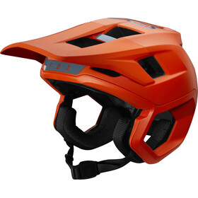 Fox Dropframe Pro Helm Heren, blood orange